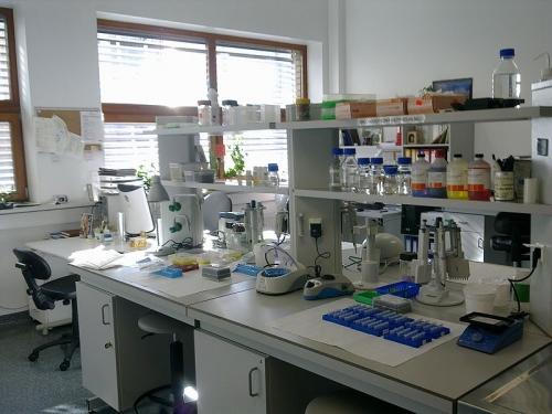 Товары для лабораторий