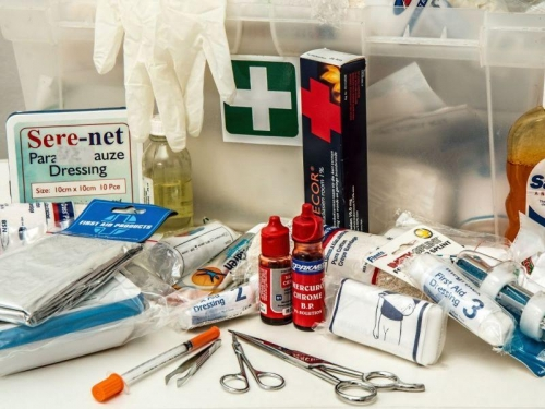 Расходные медицинские материалы